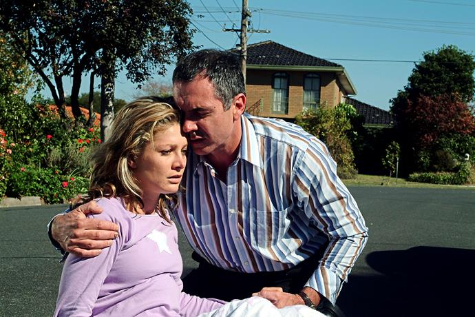 **19) KARL'S STEAMY AFFAIR WITH IZZY**  <br><br> Proving he hadn't learnt a thing after his first affair, Dr Karl caused yet more strife in 2004 when he fell for Izzy Hoyland (Natalie Bassingthwaighte) and started a liaison that has had repercussions to this day.