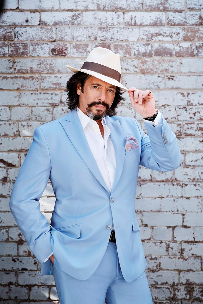 Laurence Llewelyn-Bowen has signed on to *Instant Hotel.*
