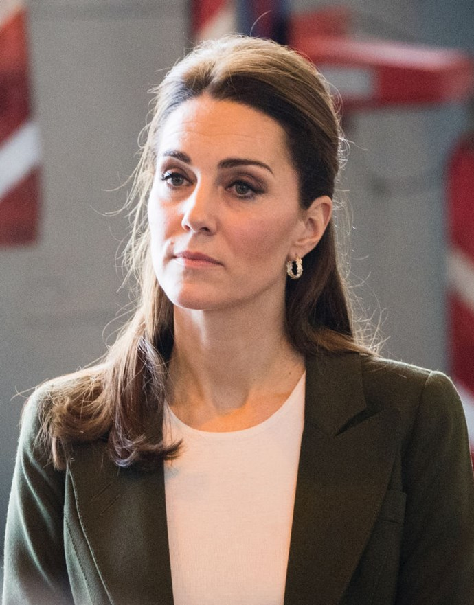 """According to a royal biographer, Duchess Kate Middleton will find Christmas to be an """"ordeal"""". *(Source: Getty)*"""