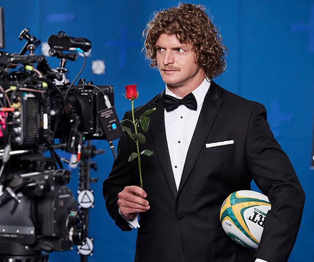 Controversial *Bachelor* Nick Cummins also made the list. *(Image: Network Ten)*