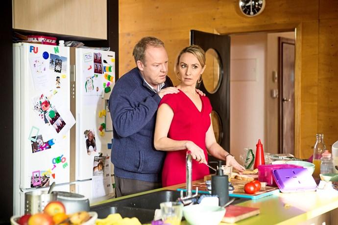 Lisa brings her comedy chops opposite Peter Helliar in *How To Stay Married*.