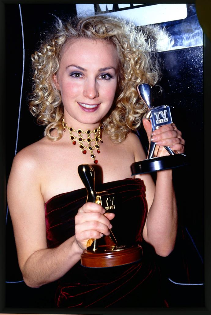 Known for her role as Maggie in *Blue Heelers*, Lisa won the 1997 Gold Logie as well as the Silver Logie for Most Popular Actress.
