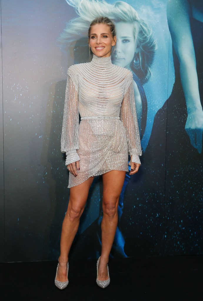 Elsa Pataky at the premiere of Netflix Australia's *Tidelands*. *(Source: Getty Images)*