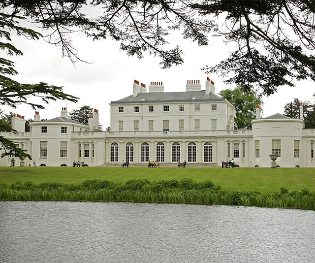 This will be Harry and Meghan's new home. *(Image: Getty)*