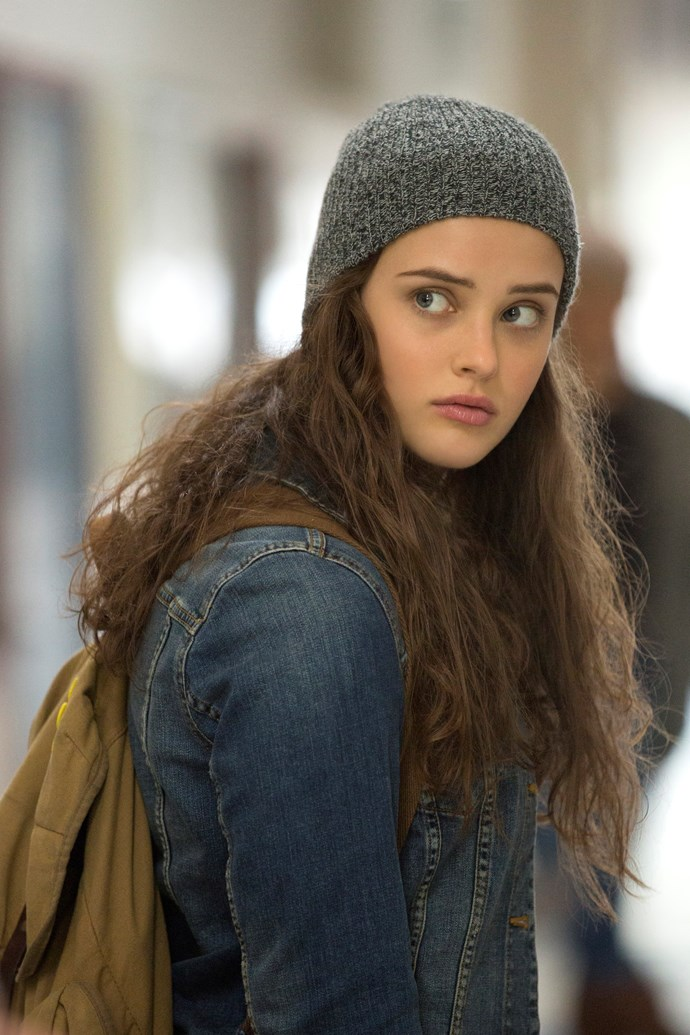 Aussie actress Katherine Langford has made a name for herself in Hollywood.