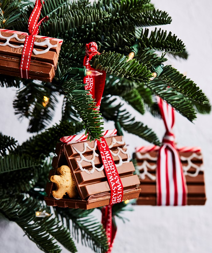 A Christmas house made from Kit Kats?! We're sold! *(Image: Nic Gossage)*