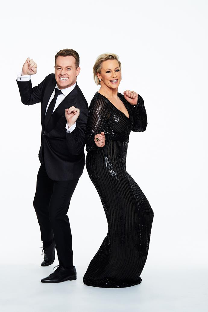 Amanda and Grant will dance their way on to our screens in 2019.