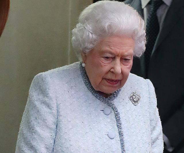 Palace aides are furious Thomas has dragged The Queen into the discussion. *(Image: Getty)*