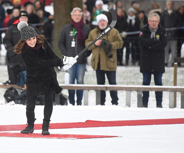 """William and Kate's [royal tour of Sweden and Norway](https://www.nowtolove.com.au/royals/british-royal-family/prince-william-and-duchess-kate-visit-norway-and-sweden-44603