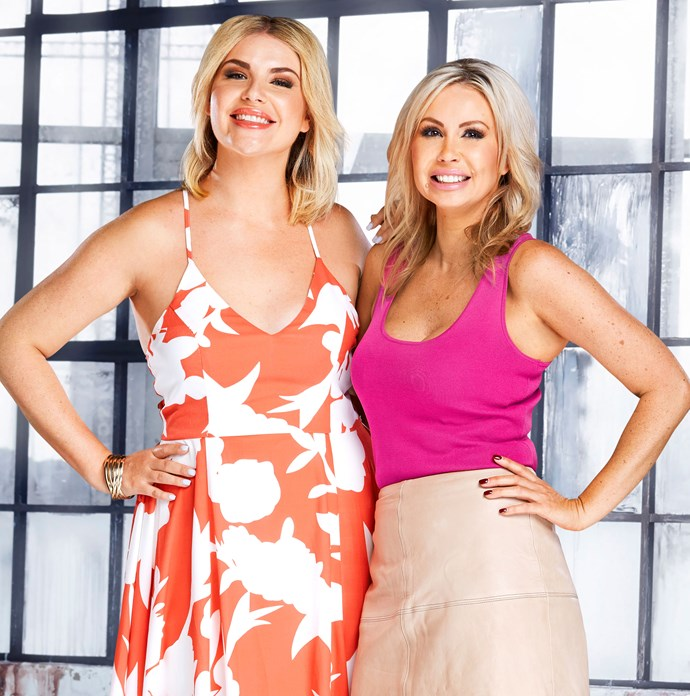 Jess and Emma were one of the more memorable duos on this years season of *MKR*.