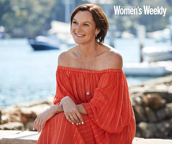 Cassandra Thorburn says she's moved on from her former life. *(Image: The Australian Women's Weekly)*