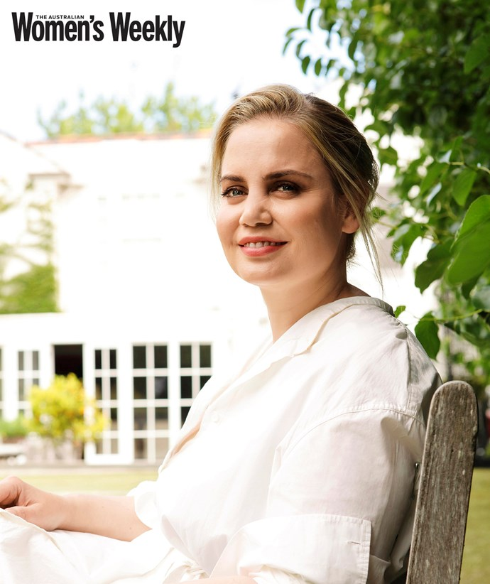 Jelena Dokic speaks exclusively to *The Weekly*. *(Image: The Australian Women's Weekly)*