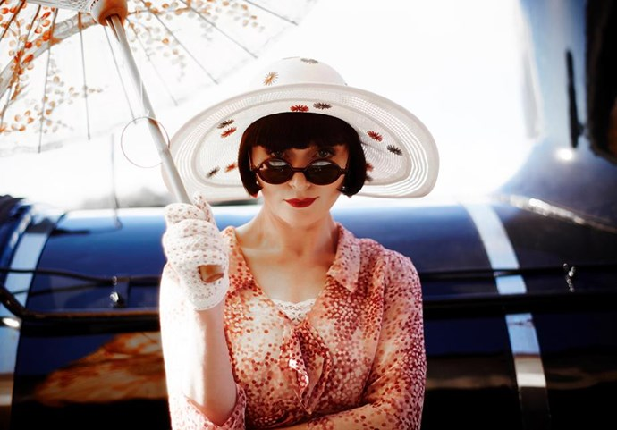Seven is releasing a reboot of *Miss Fisher's Murder Mysteries.*