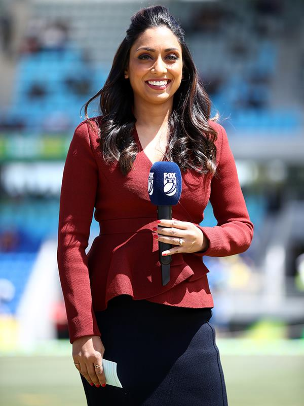 Former British cricketer Isa Guha has joined the Fox Sports commentary team. *(Image: Getty Images)*