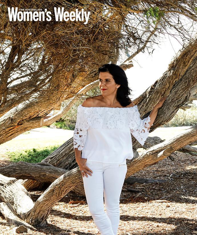 Julia Banks. *(Image: The Australian Women's Weekly)*