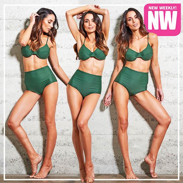 Snezana Wood doesn't just look fabulous, she's feeling healthier and stronger than ever! *(Source: NW)*