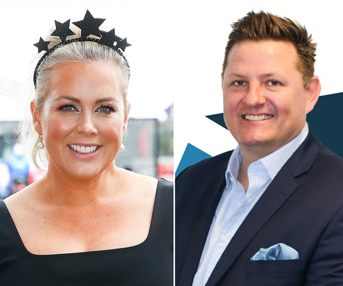 Sam Armytage is rumoured to be engaged to her millionaire private jet tycoon boyfriend Paul O'Brien. *(Source: Getty)*
