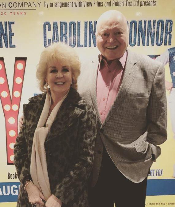 Bert and Patti Newton have been married for 44 years! *(Source: Instagram)*