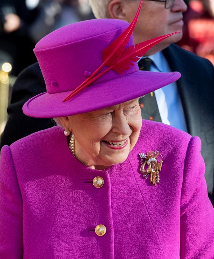 The Queen has shared her most memorable moments from 2018 in a new video, and there's one event that's captured our attention. *(Image: Getty)*