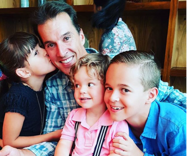 Bert and Patti's son-in-law is , former Olympic swimmer Matt Welsh *Image: Instagram/Lauren Elise Newton*
