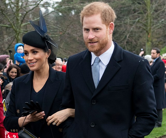 Harry has been issued with a warning from senior royals. *(Image: Getty Images)*