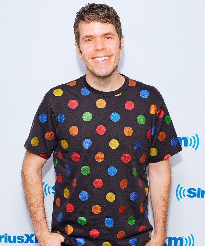 Is gossip guru Perez Hilton going to cause controversy on I'm A Celeb?