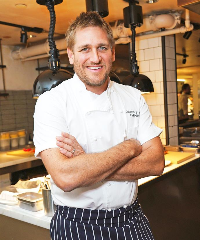 If anyone could make jungle tucker tasty, it's Curtis Stone.