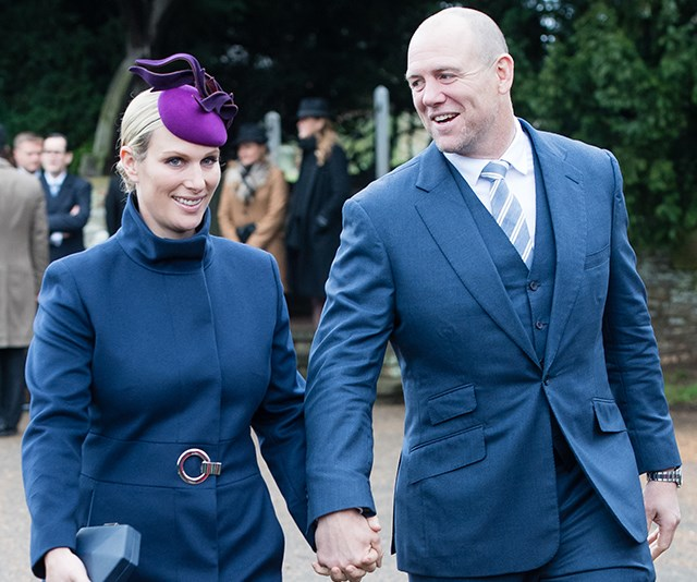 The couple were last seen attending church with the Queen and the royal family on Christmas Day. *(Image: Getty Images)*