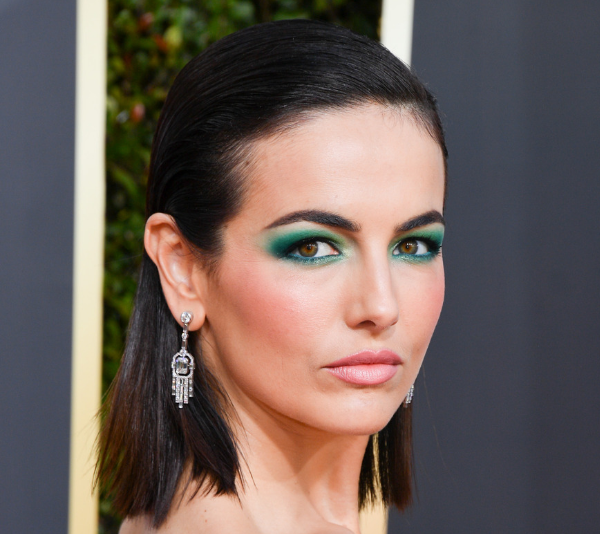That eyeshadow is so stunning. *(Image: Getty)*