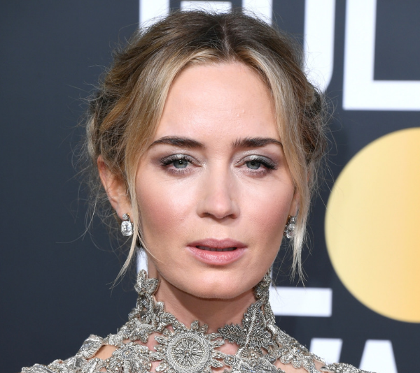 Love that she went with a natural look. *(Image: Getty)*