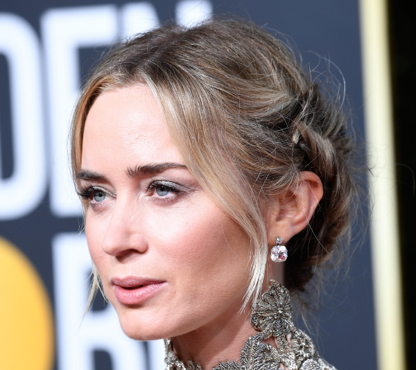 Love a messy braid. *(Image: Getty)*