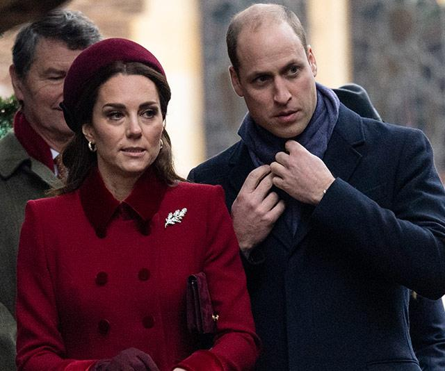 Duty calls for Prince William, who will be spending some of Kate's birthday on an official appearance for London's Air Ambulance. *(Image: Getty)*