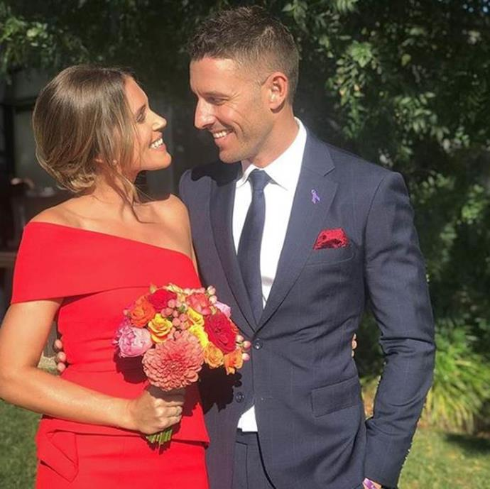 Can you imagine how gorgeous these two will be on their wedding day? *(Image: Instagram @leeroyelliott)*