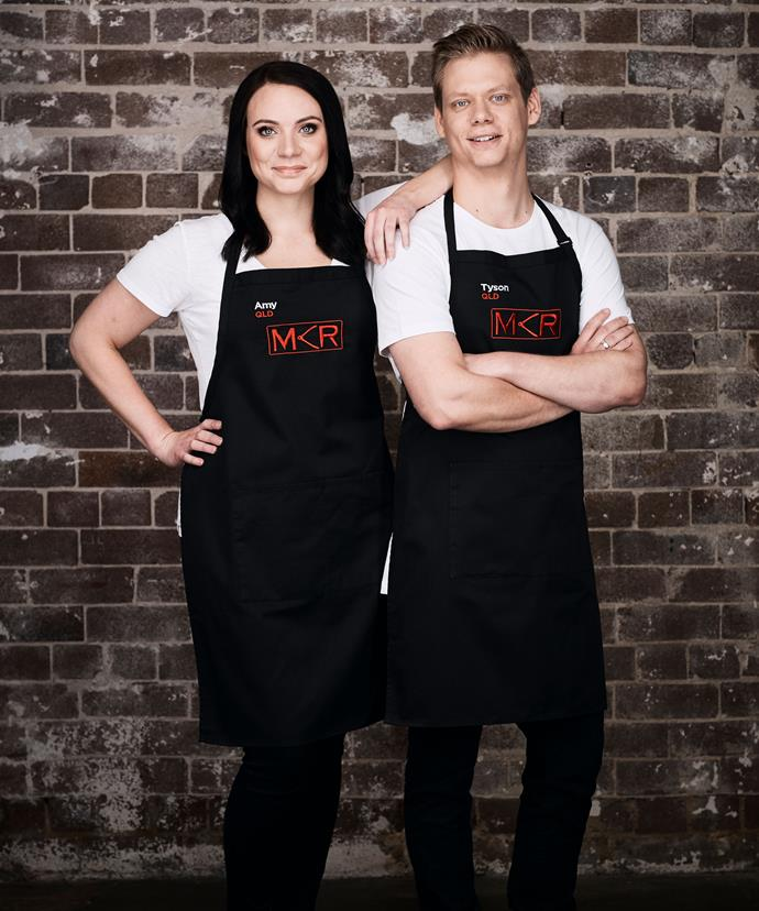 Siblings Amy and Tyson set an MKR record.