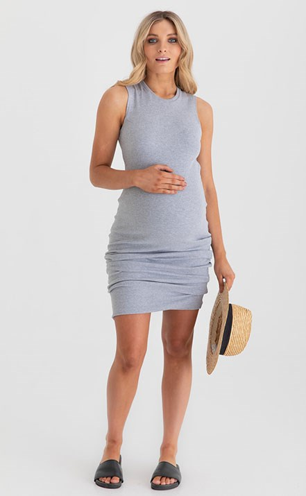 "This [grey marle dress](https://legoeheritage.com/products/portugal-dress-grey-marle|target=""_blank""