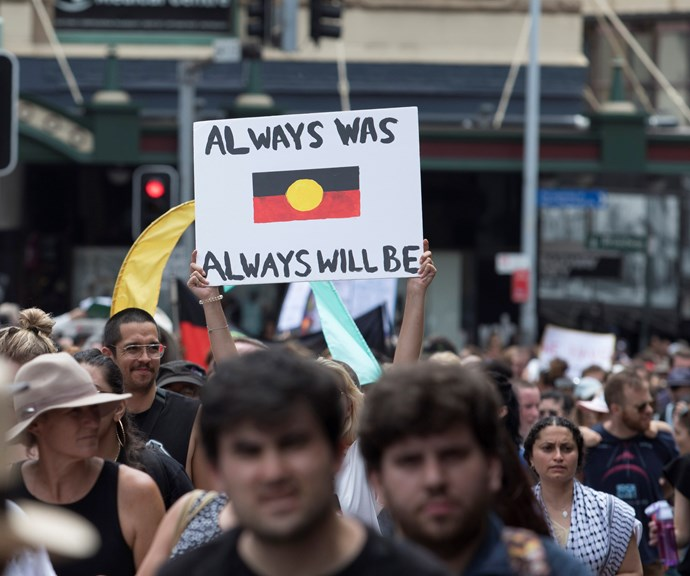 What do you think? Do Indigenous Australians deserve to have this day left alone? *(Image: Getty)*
