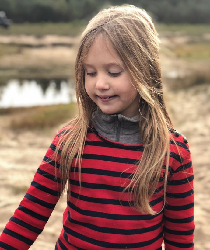Princess Josephine is the picture of cuteness. *(Image: Instagram)*