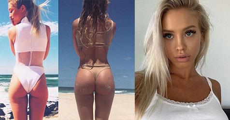 Tammy Hembrow Before