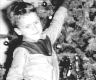 Ted Bundy as a young boy. *(Source: Ted Bundy: Conversations with a Killer; The Death Row Interviews)*
