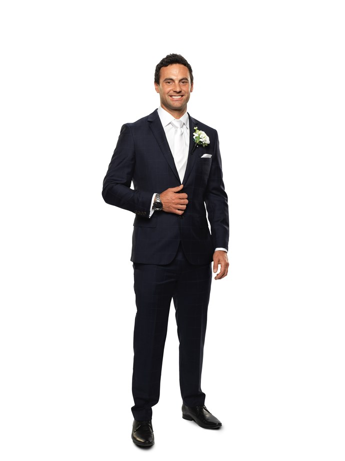 "**CAMERON, 34, NSW - Ex-professional cricketer**    As a former professional sportsman, [Cam](https://www.nowtolove.com.au/reality-tv/married-at-first-sight/married-at-first-sight-cameron-merchant-boxing-day-tsunami-53775|target=""_blank"") has always put sport before love in the past. The confessed mummy's boy is ready to settle down and have a family of his own, and hopes his bride is on the same wavelength."