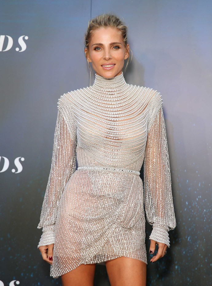 Elsa Pataky at the Tideland's premiere. *(Source: Getty)*