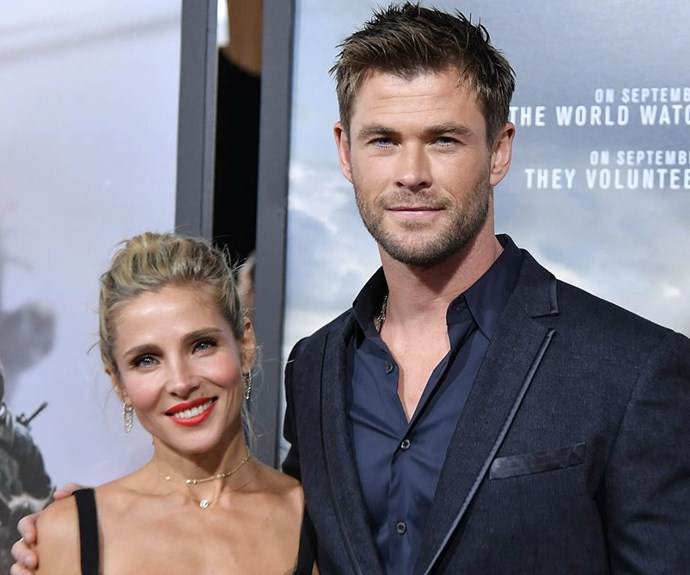 Elsa and her husband Chris watch each other's sex scenes! *(Source: Getty)*