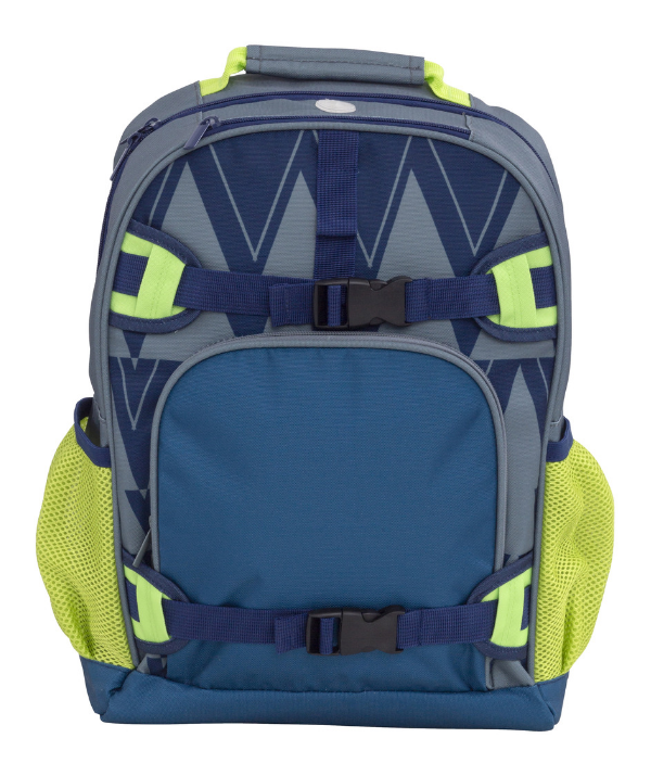 """Studymate 2 Compartment Polyester Backpack Llama 2 RRP $34.95. ***[Image: Officeworks.](https://www.officeworks.com.au