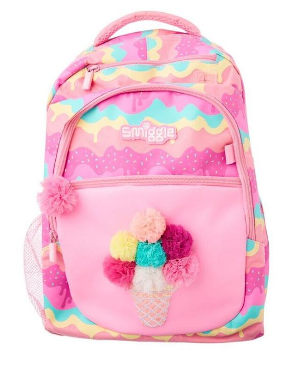 """Smigle Junior Fluffy Hop Backpack RRP $54.95. ***[Image: Smiggle.](https://www.smiggle.com.au target=""""_blank"""" rel=""""nofollow"""")***"""