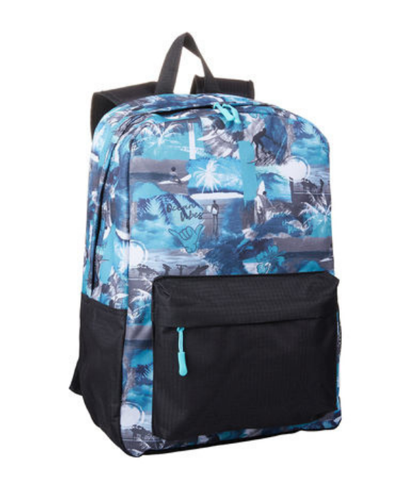 "3 Piece Backpack Surf - Includes backpack, pencil case and water bottle RRP $15.00 ***[Image: Kmart.](https://www.kmart.com.au|target=""_blank""