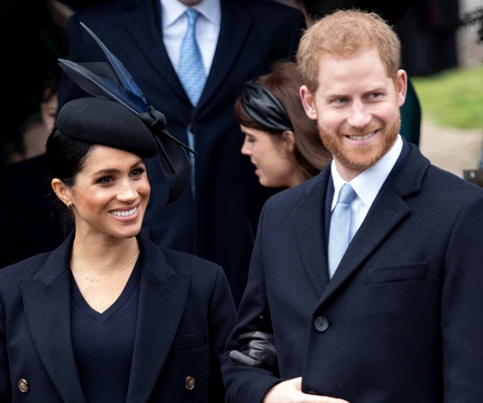 A royal snub: It's believed Baby Sussex will be dubbed Lord or Lady, instead of Prince or Princess. *(Image: Getty)*