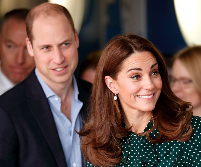 """""""Poor Kate was so nervous about her own birthday and how to handle the family drama she was almost in tears."""" *(Image: Getty)*"""