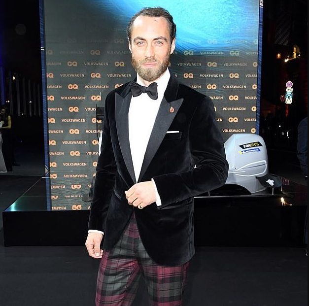 James Middleton's colourful life has been revealed in all its tartan-clad glory!  *(Image: Instagram /  @jmidy)*