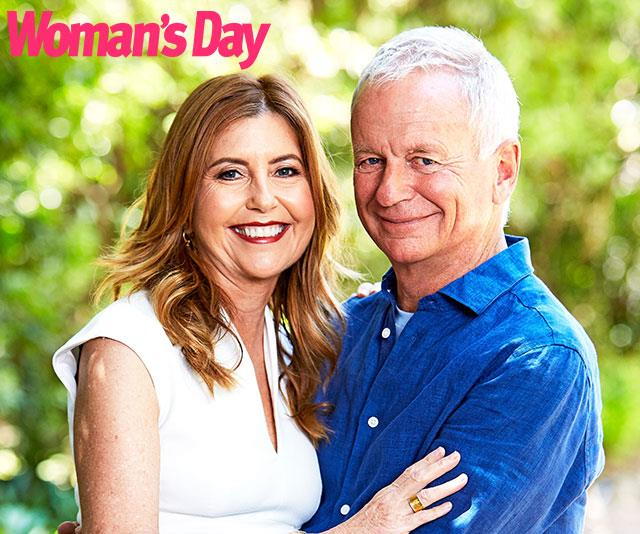 "The pair had an ""instant connection."" *(Image: exclusive to Woman's Day)*"