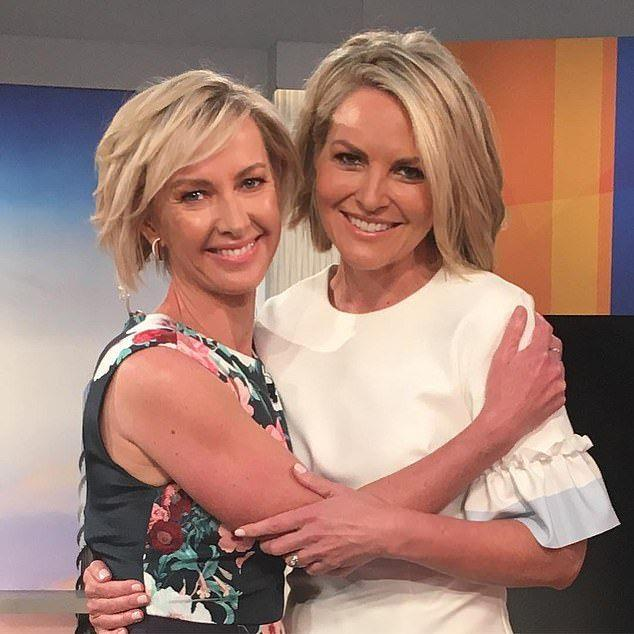 Deborah Knight and Georgie Gardner are the new anchorwomen for *Today* in 2019. *(Image: Instagram @deborah_knight)*
